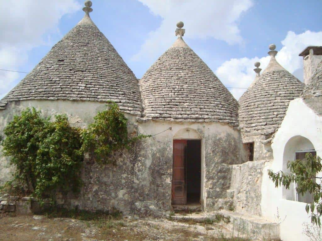 Trulli with land