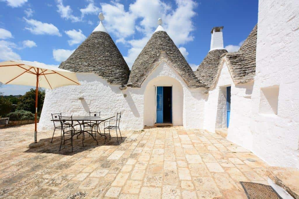 Trulli complex renovated in the heart of Itria Vallei
