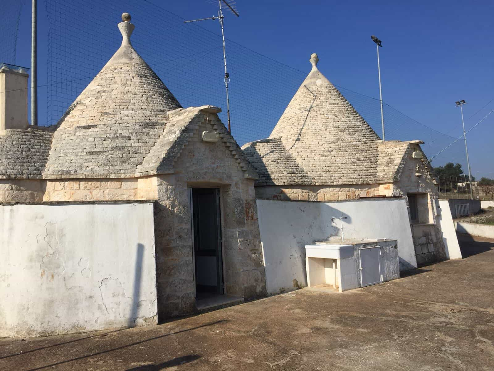 Trulli renovated for sale