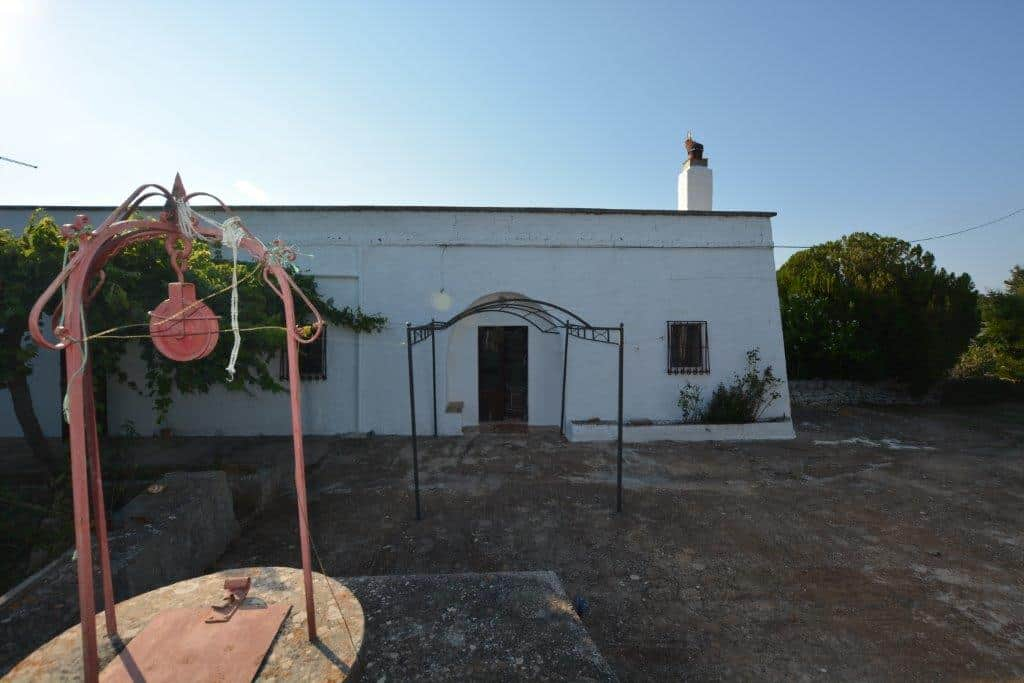 2 bedrooms stone cottage in Itria Valley