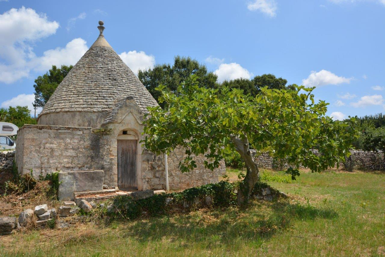 Cisternino Trulli For Sale on via Ceglie