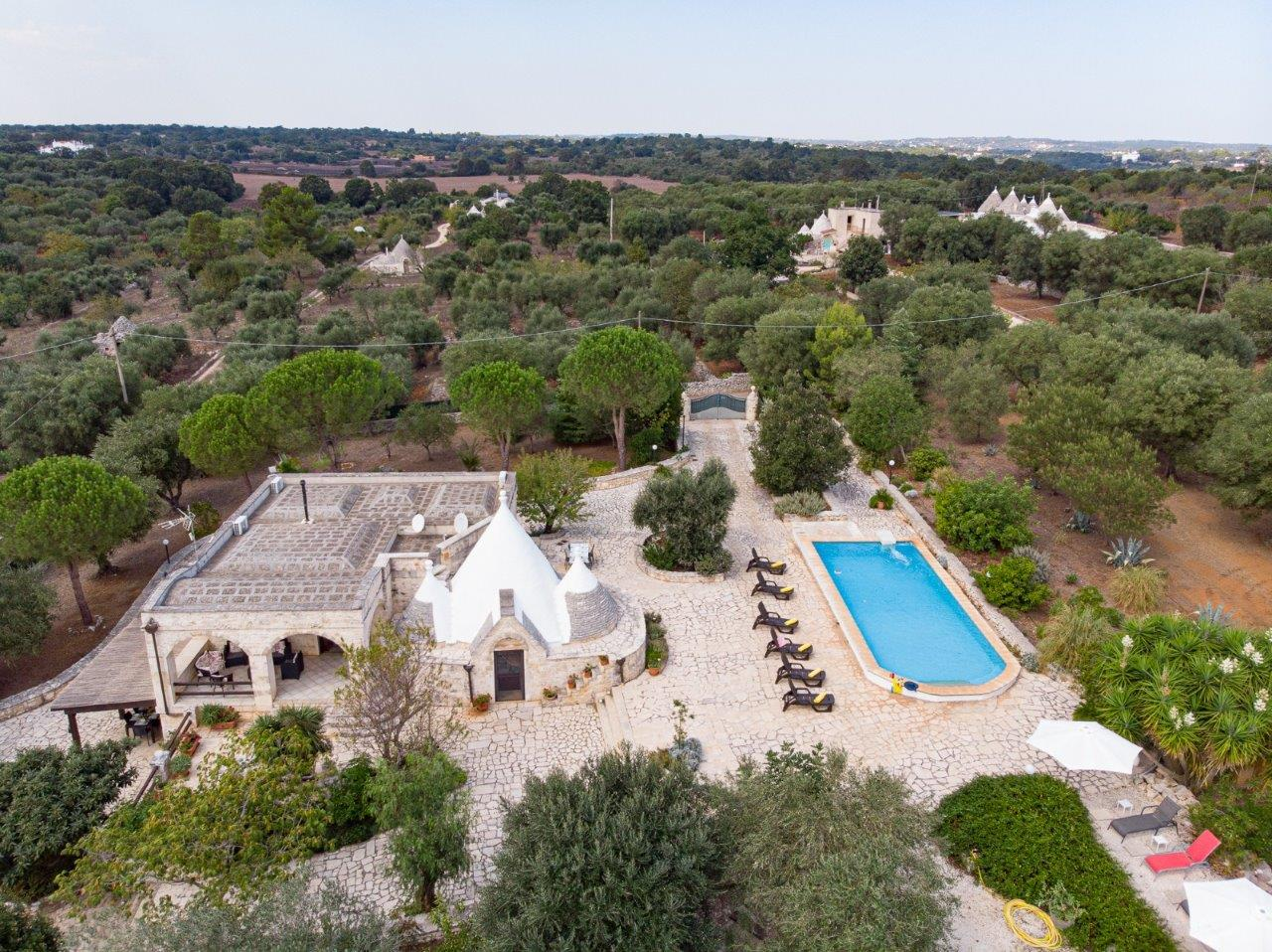 Beautiful villa with Swimming Pool in Ostuni