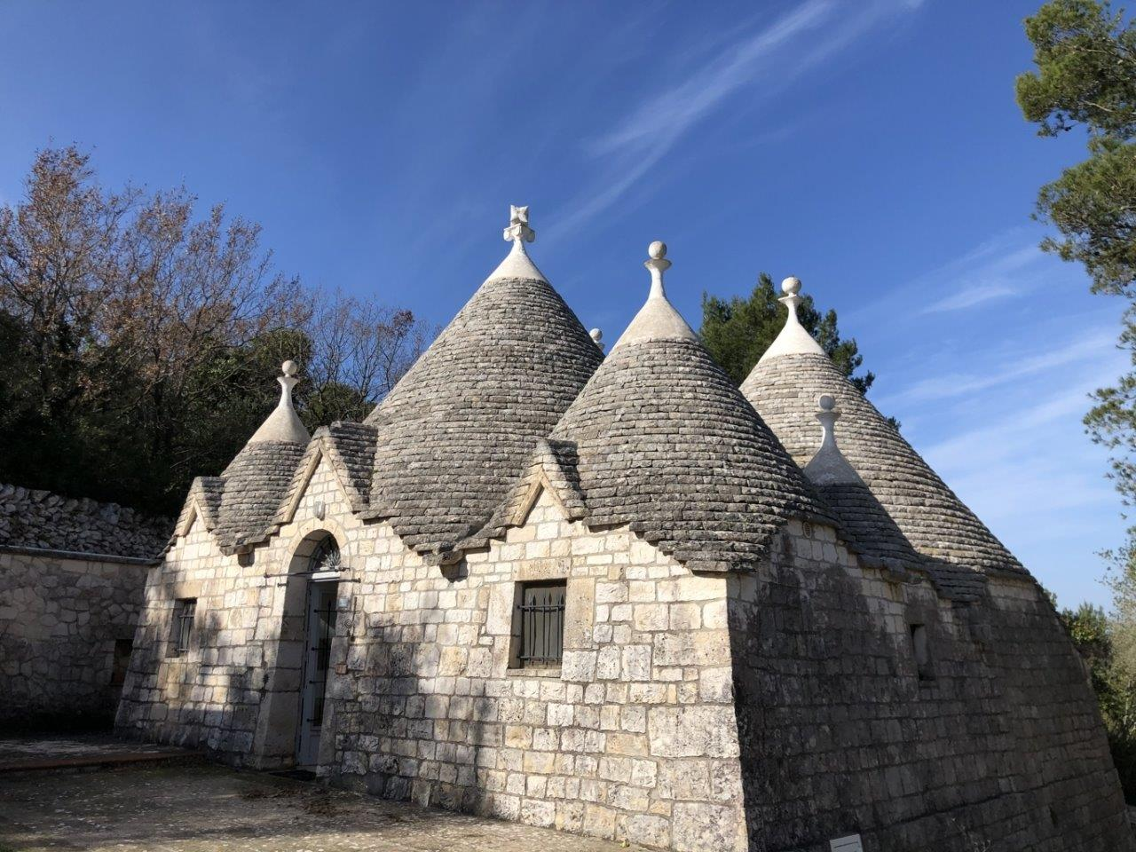 Panoramic Trulli for Sale in Itria Valley